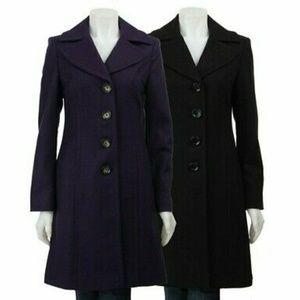 MICHAEL Michael Kors Wool Walker Coat